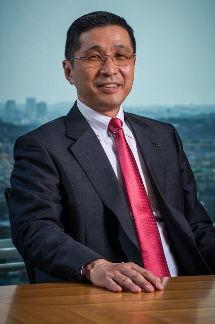 Hiroto Saikawa, novo CEO da Nissan