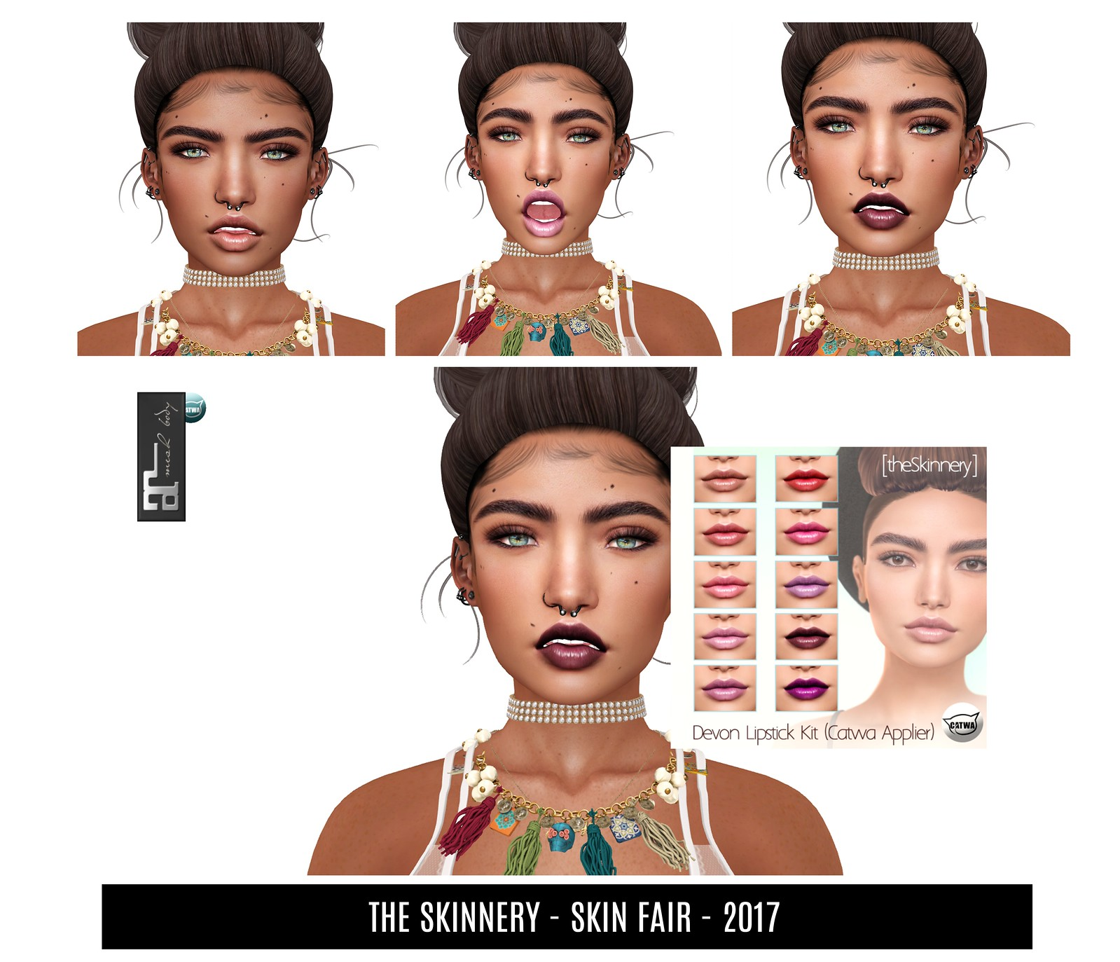 THE SKINNERY - SKIN FAIR 2017