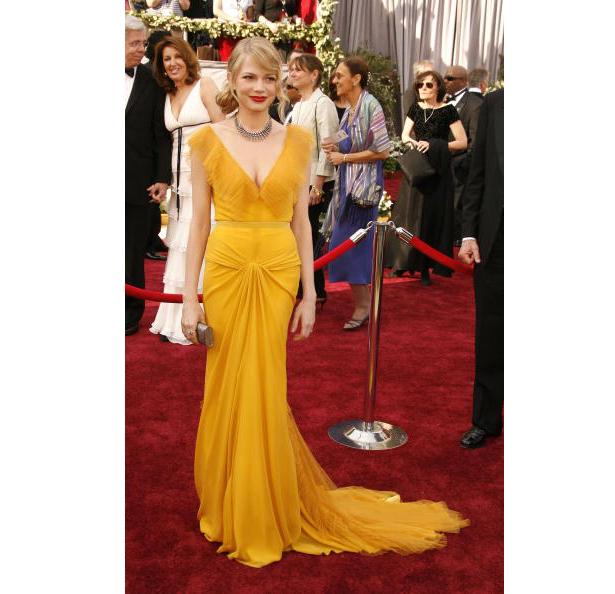 Michelle Williams Oscars