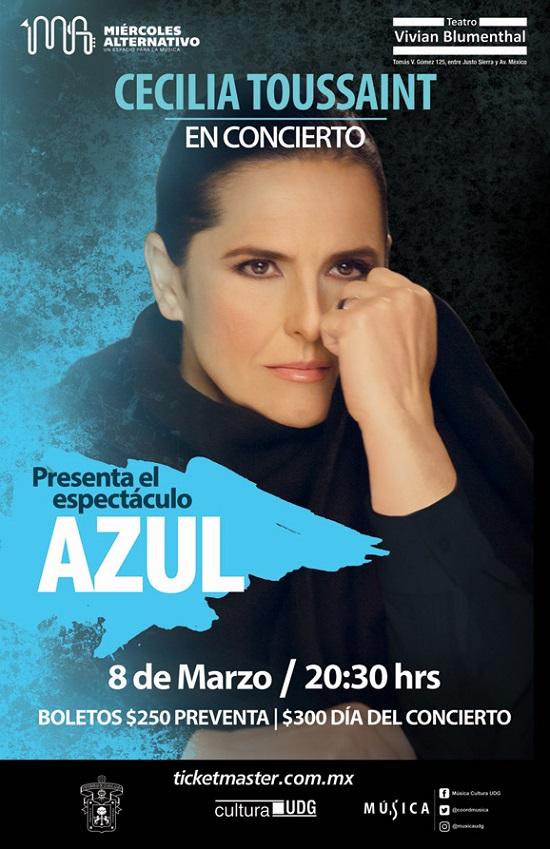 2017.03.08 CECILIA TOUSSAINT