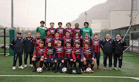 Juniores Nazionali, Caravaggio - Virtus Verona 1-2