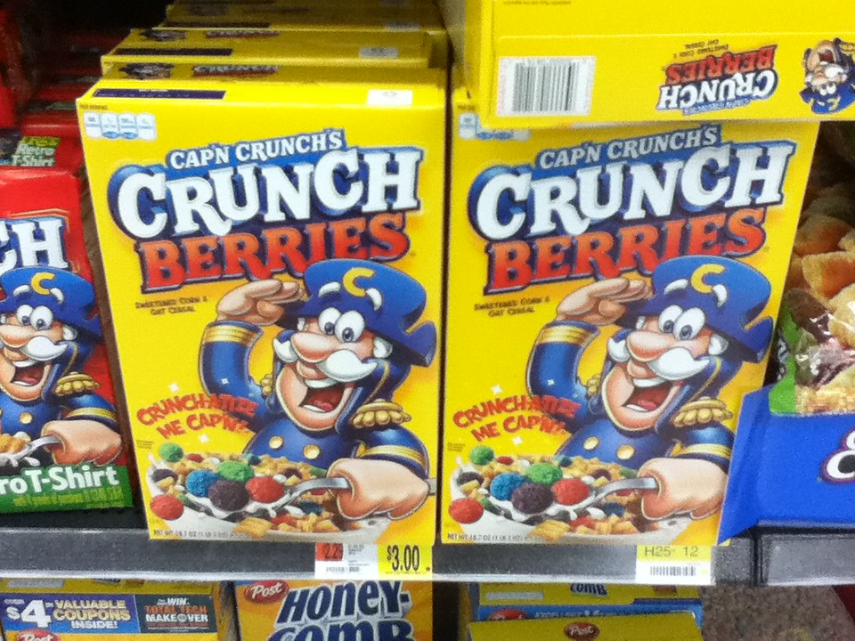 Image result for Crunch Berries