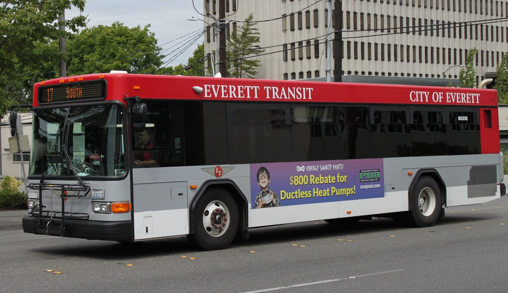 ET B0308 in Everett