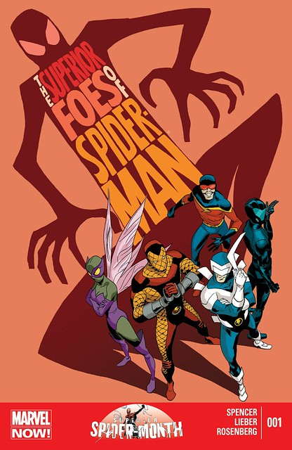 The Superior Foes of Spider-Man v1
