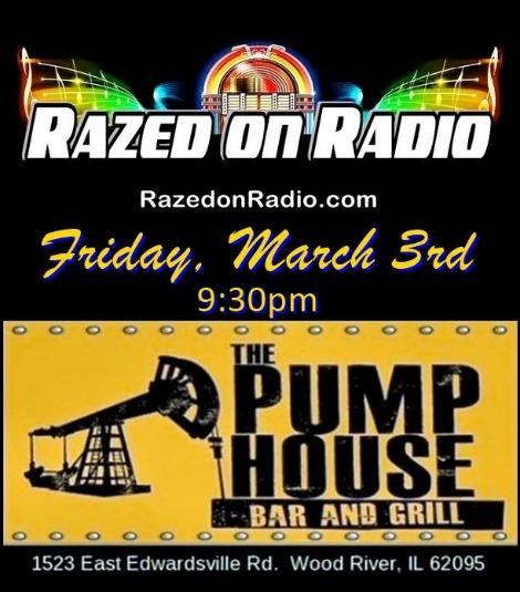 Razed On Radio 3-3-17