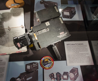 TV camera from Apollo-Soyuz Test missions | by smjbk
