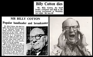 25th March 1969 - Death of Billy Cotton | by Bradford Timeline