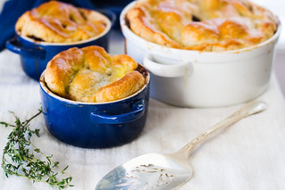 Beef Bourguignon Pot Pie | by FerraroKitchen1