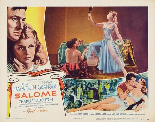 Salome - lobbycard 2