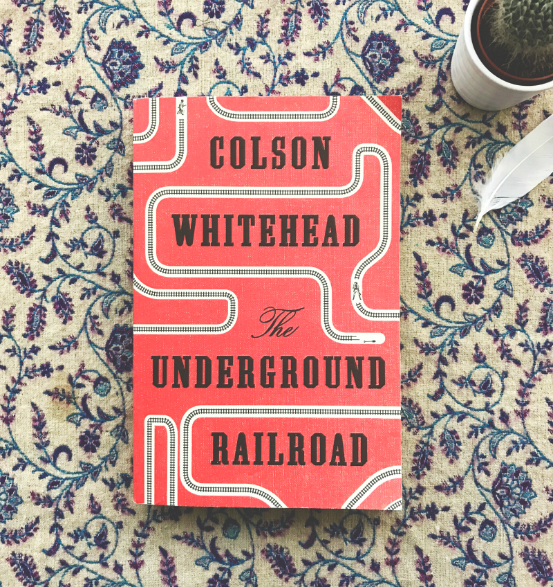 the underground railroad colson whitehead book blog