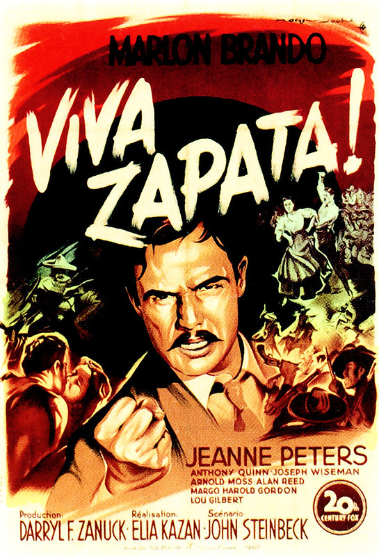 Viva Zapata! - Poster 2