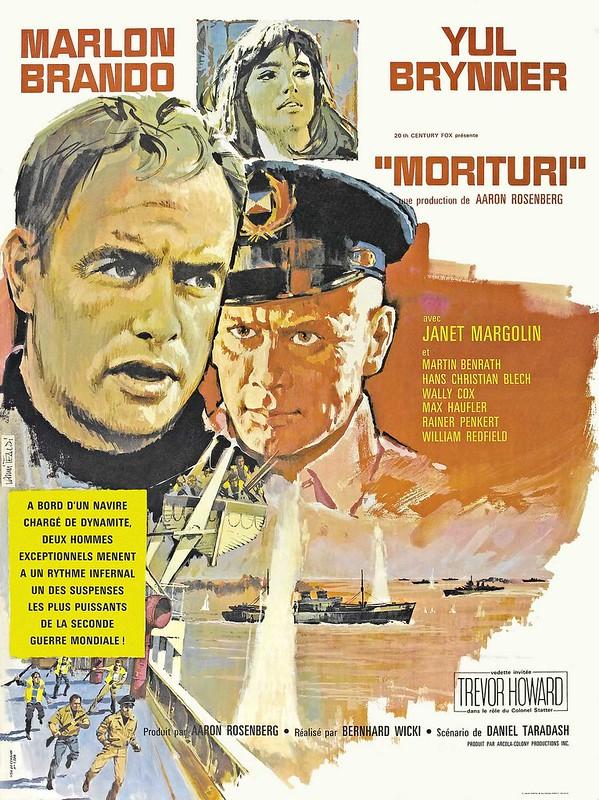 Morituri - Poster 4