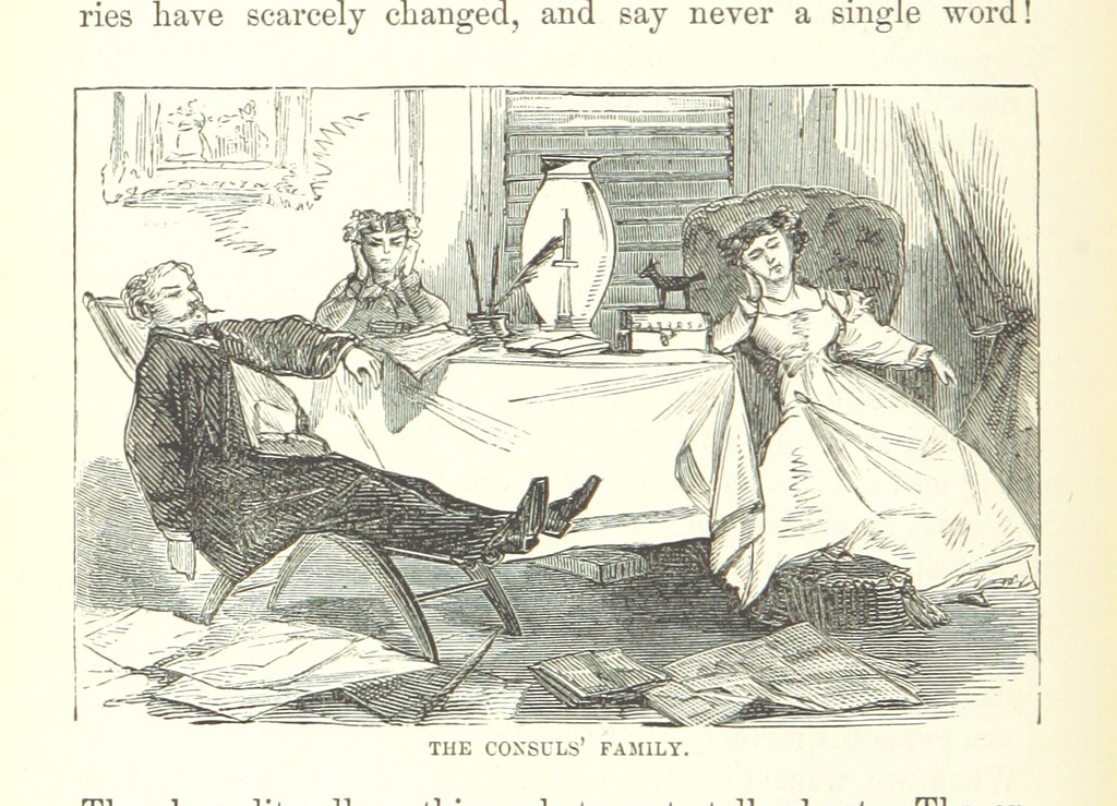 Image Taken From Page 100 Of The Innocents Abroad Or The Flickr
