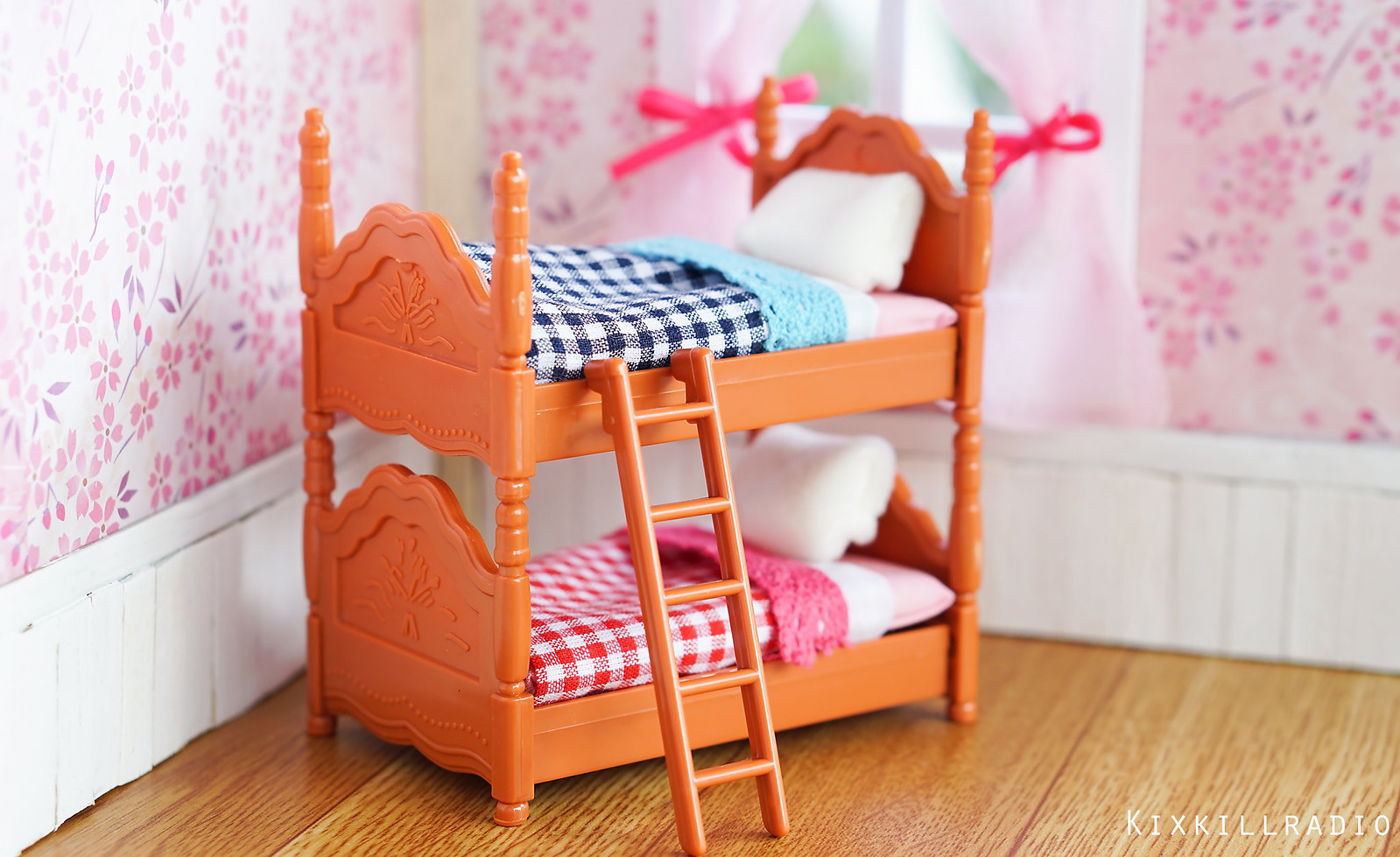 Miniature Dollhouse Bedroom Furniture For Nendoroid Cu Poche And