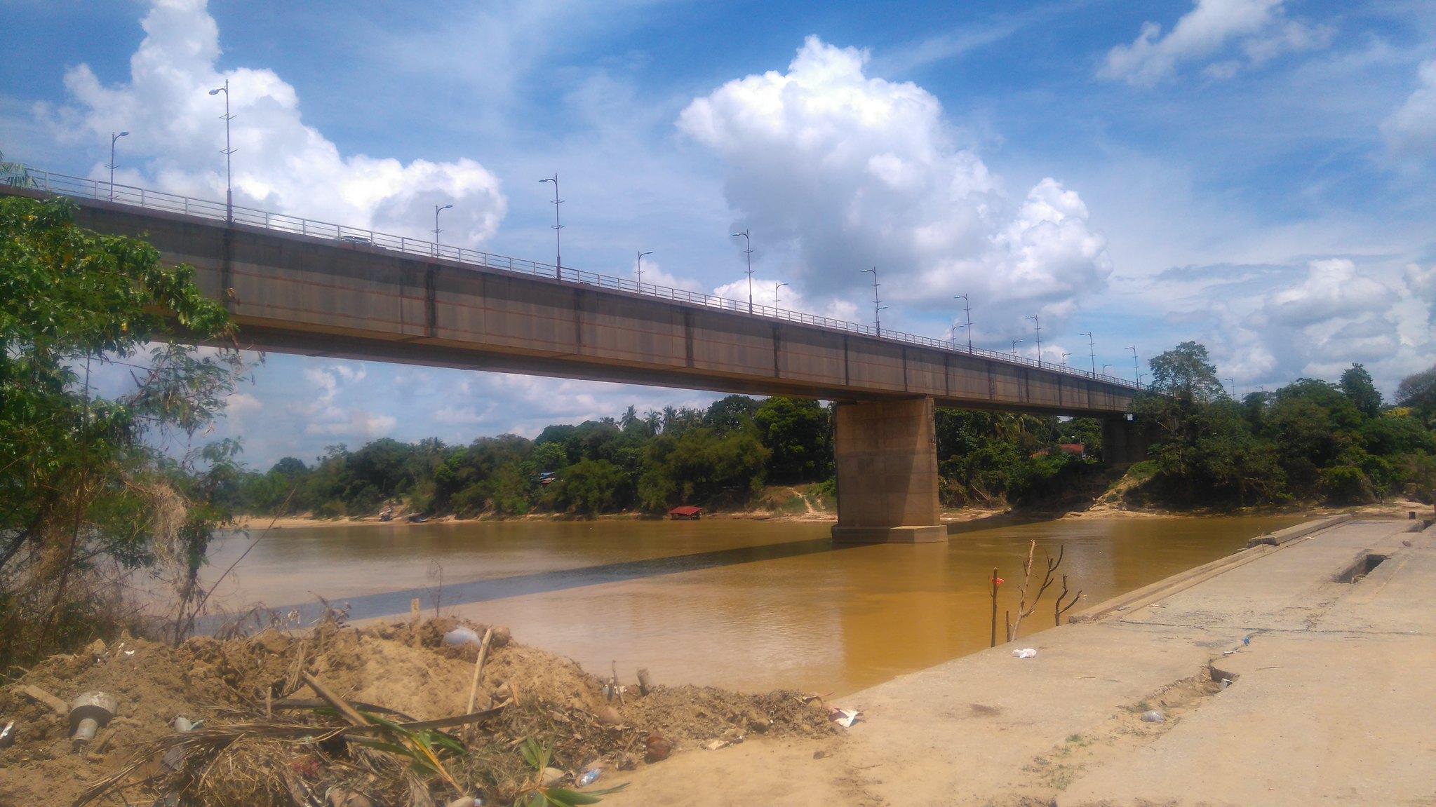 Image result for jambatan kedua temerloh