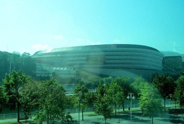 San Mamés Stadium, Bilbao