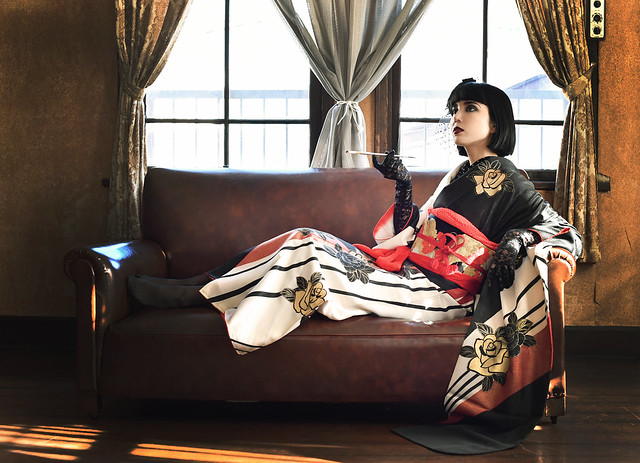 SALZ retro kimono 3