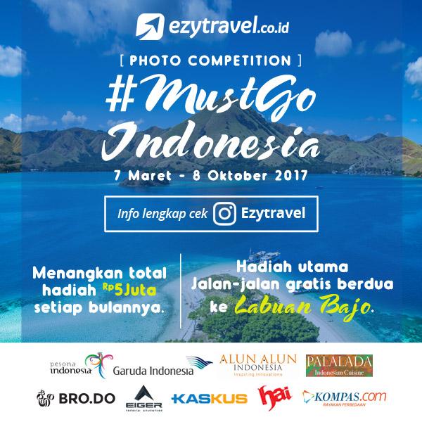 mustgo indonesia kompetisi foto
