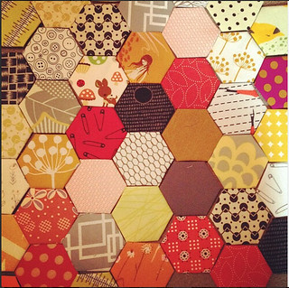 hexies | by lindamade