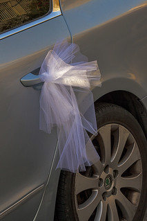 Wedding Car Decoration Service