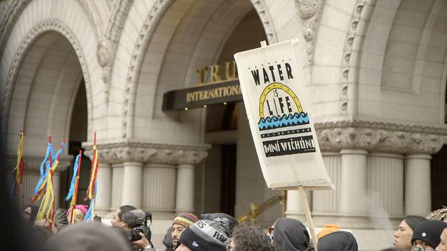 #NativeNationsRise in Washington D.C.