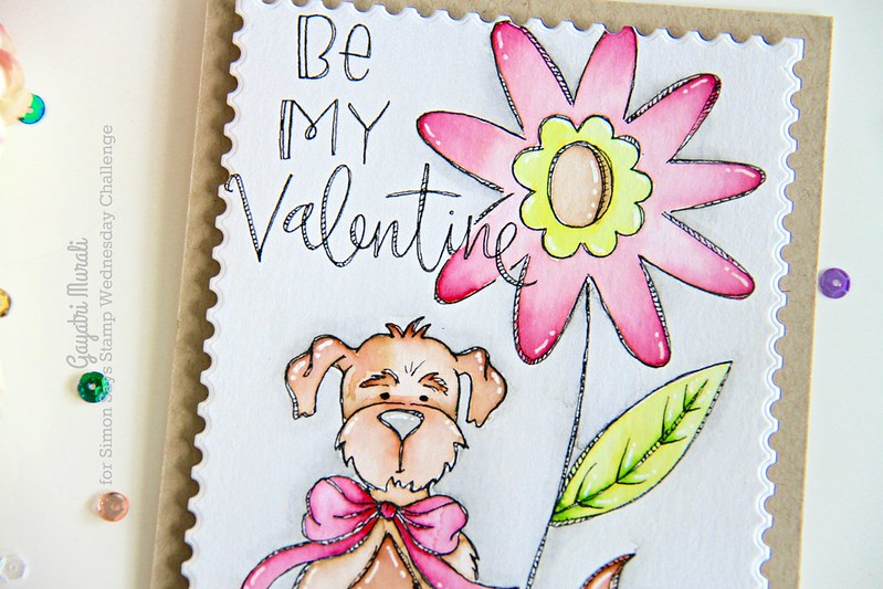 Be my valentine closeup1