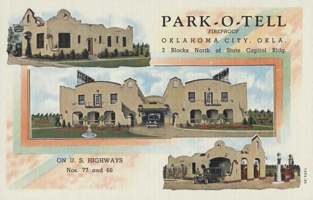 Park-O-Tell - Oklahoma City, Oklahoma