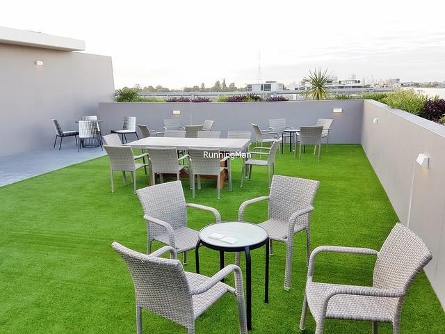 Silkari Suites Chatswood 08 - Rooftop Garden