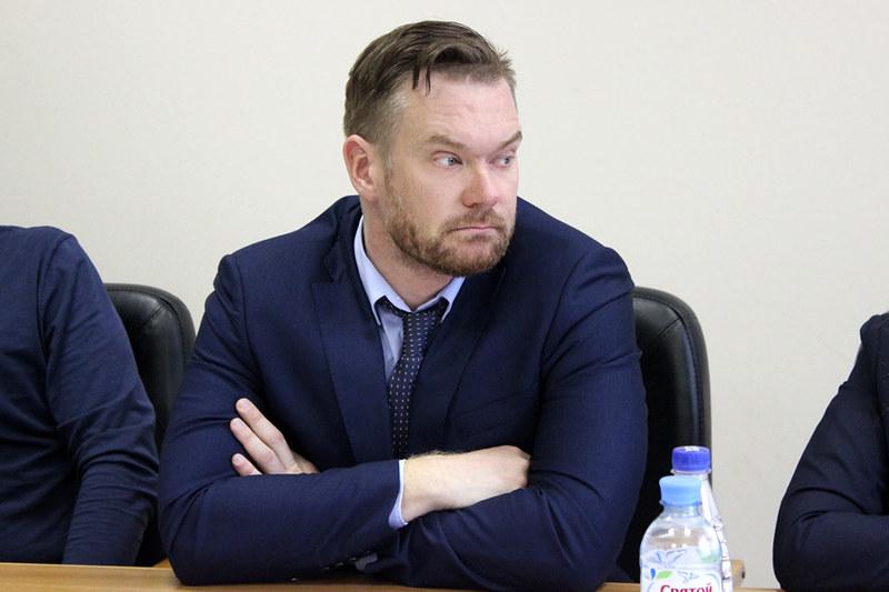 Алексей Федотов, заместитель руководителя рабочей группы АРПП