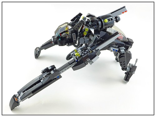 The LEGO Batman Movie 70908 The Scuttler 09