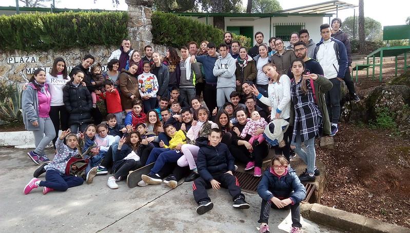 Convivencia Campobosco Marzo 2017
