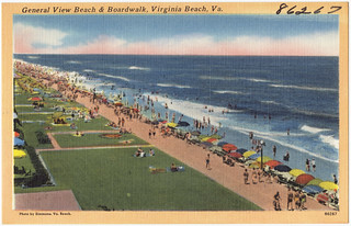 Va Beach Boardwalk Map