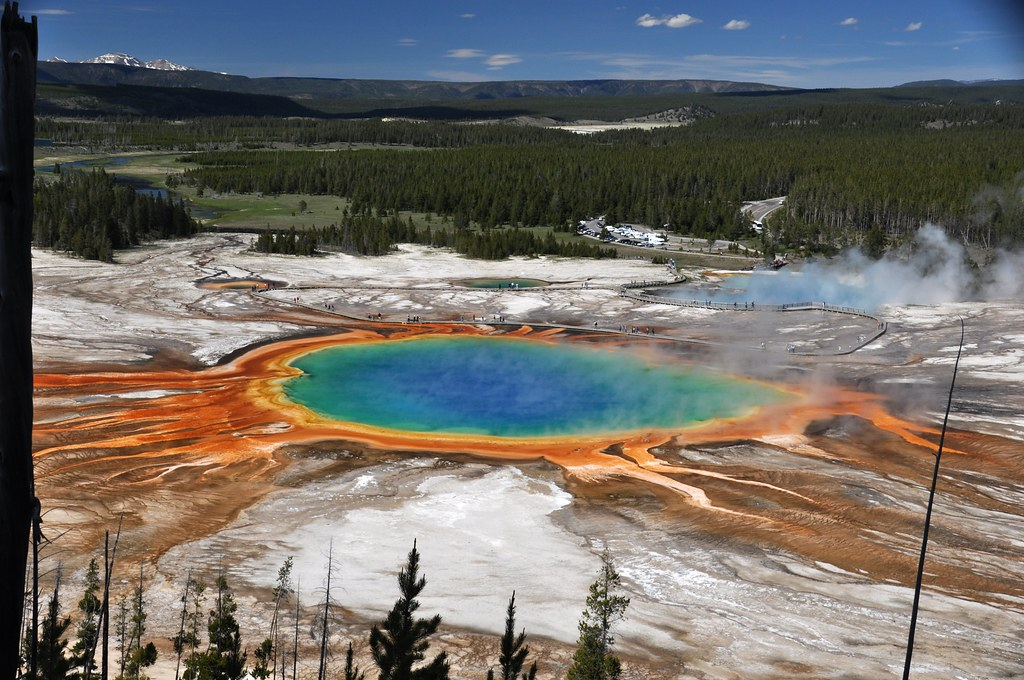 Image result for caldera yellowstone