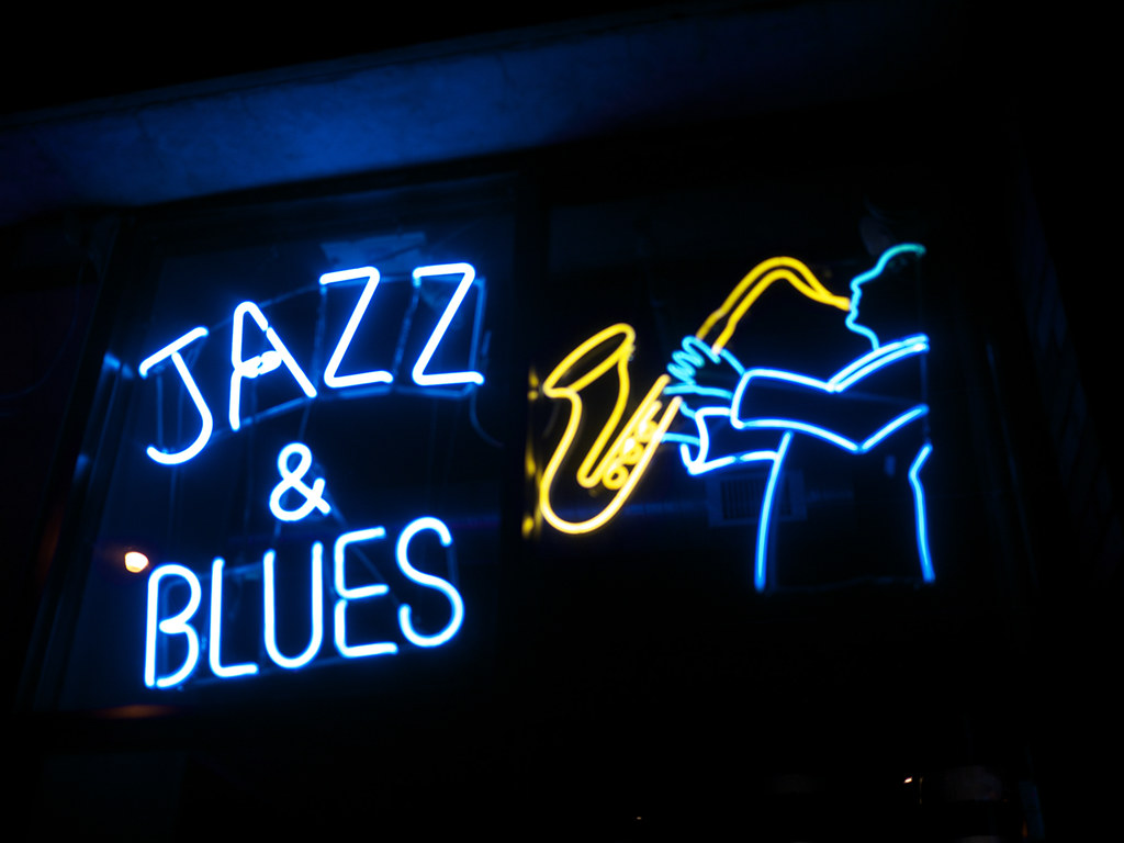 Image result for jazz blues