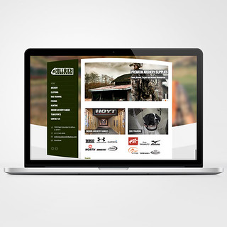 Millrich Outdoors Website Design | by Evan Courtney