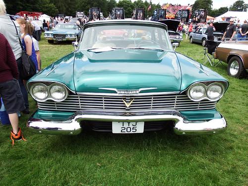 American Car Show Tatton Park