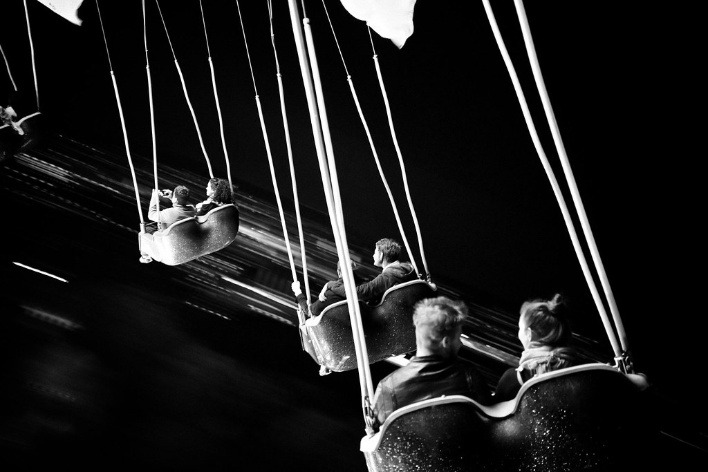 A ride in black and white fujifilm x100s tcl x100 by akarakoc