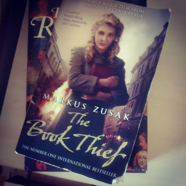 Image result for the whistler from the book thief