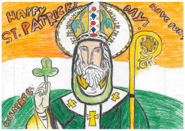 London St Patrick's Festival Banner competition 2017