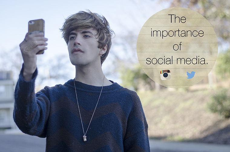 Wisdom #25 The importance of social media