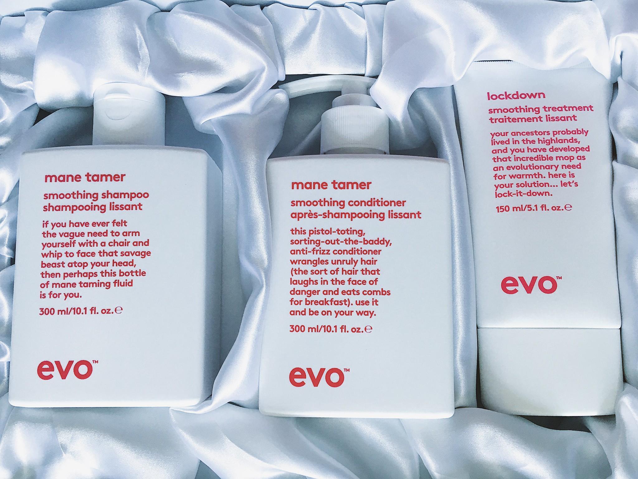 evo hair smooth