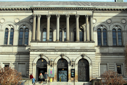 carnegie library of pittsburgh.