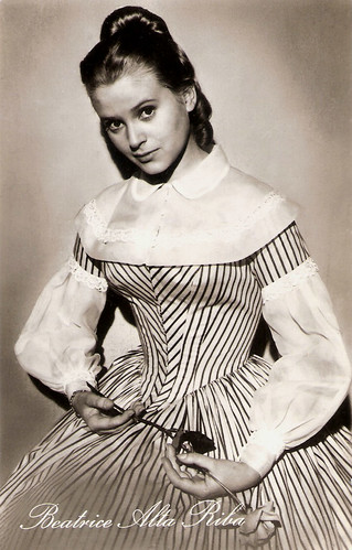Beatrice Altariba in Les Misérables (1958)