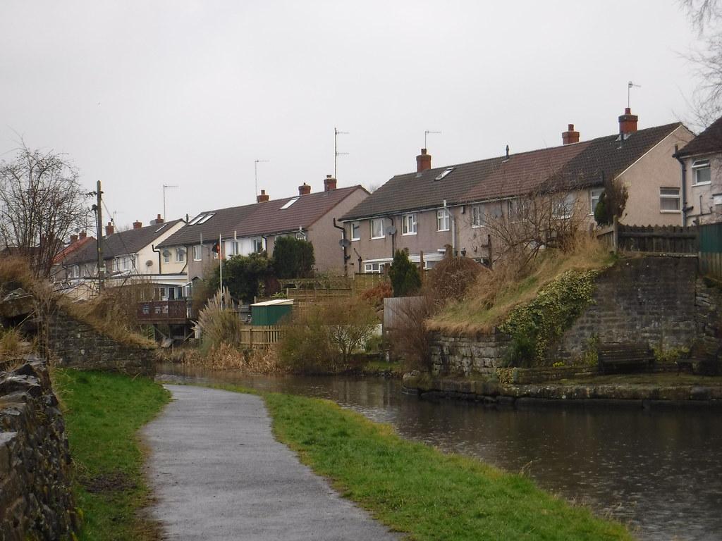 Canal at Barnoldswick