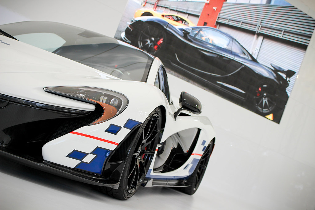 2015 Mso Mclaren P1 Alain Prost Edition Youtube Yo Flickr