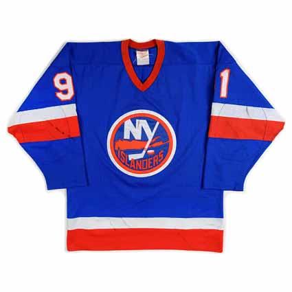 New York Islanders 1981-82 F jersey
