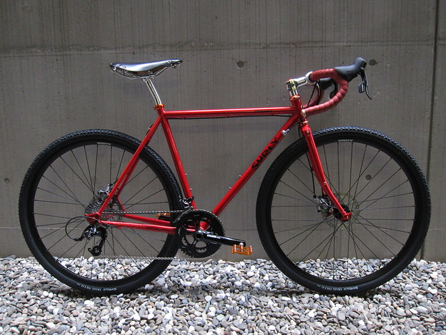 SURLY Straggler Red
