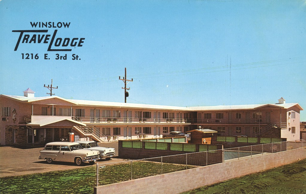 TraveLodge - Winslow, Arizona