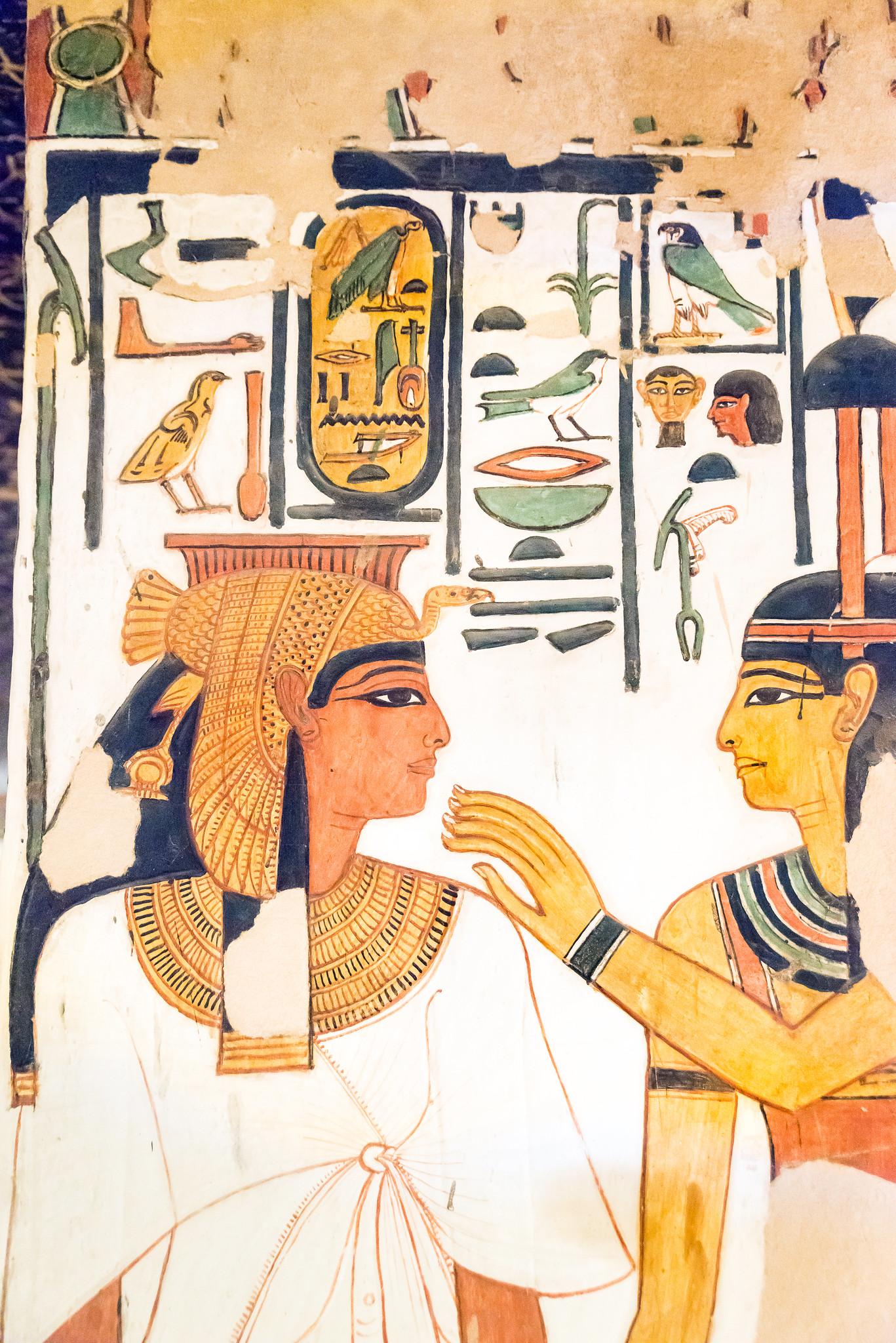 Tomb of Nefertari, QV66, Valley of the Queens