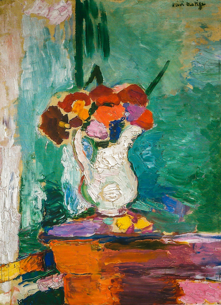 the life of the greatest colorists henri matisse Another great colorist's working methods had to change, too i never retouch,  henri matisse said in an interview, but of course he did  early claim, for the  show is all about pairs and trios of paintings, each with its own spontaneous life.